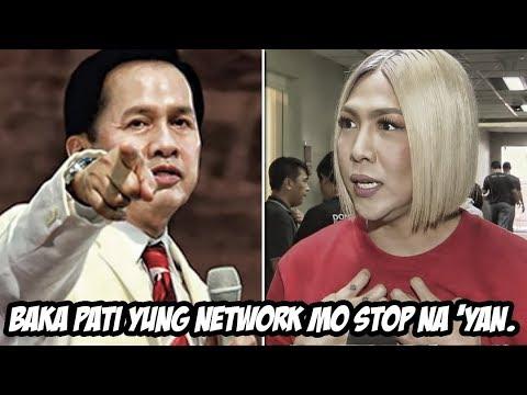 """Pastor Quiboloy, MAY MENSAHE KAY Vice Ganda: """"Huwag kang magyabang"""""""