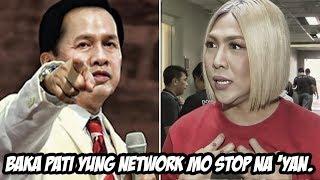 Pastor Quiboloy MAY MENSAHE KAY Vice Ganda quotHuwag kang magyabangquot