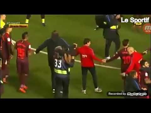 Le Barça fête son titre de champion