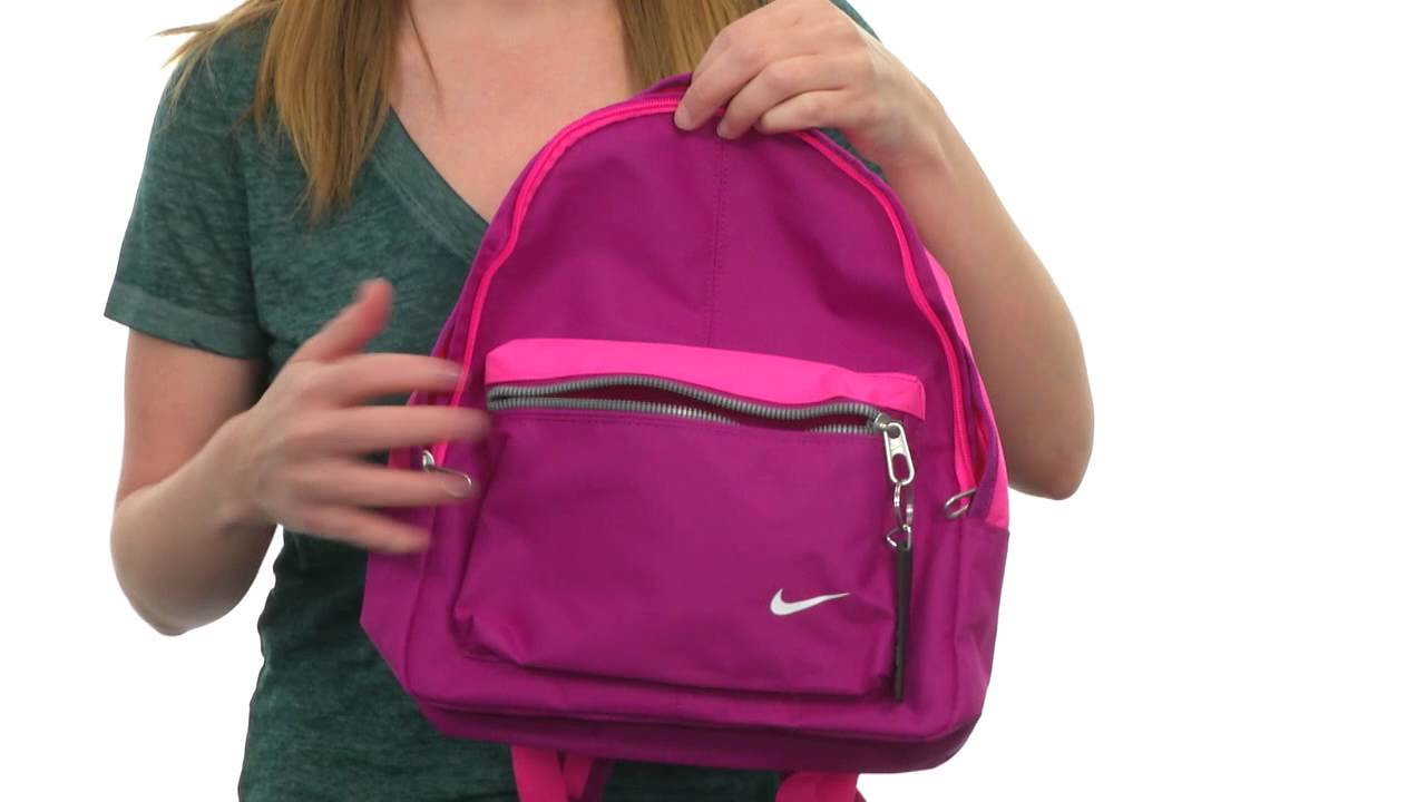 f970b8f6675 Nike Young Athletes Classic Base Backpack SKU 8461854 - YouTube