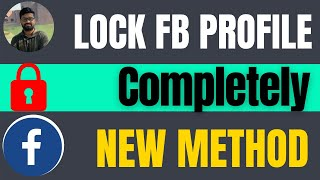 How to lock facebook profile 2021