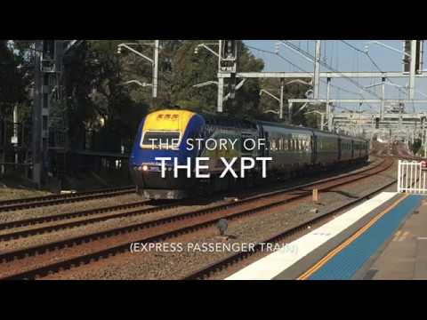 History - The XPT (NSW TrainLink)