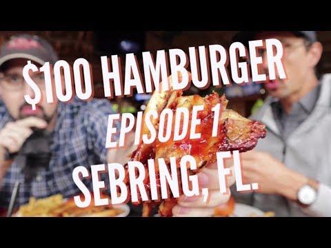 $100 Hamburger - Sebring, Fl
