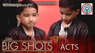 Little Big Shots Philippines: Leo | 9-year-old Rubik's Cube Expert