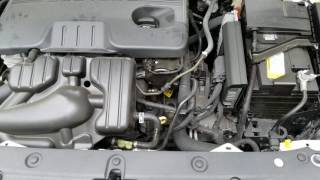 Buick Verano 2013 4.2L Camshaft Timing Solenoid Replaced under 5 minutes EASY