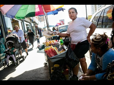 Hepatitis A Growing |  Illegal Alien Underground Economy in Los Angeles, CA
