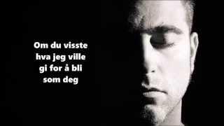 Lett Å Være Rebell i Kjellerleiligheten Din ~ Karpe Diem HD (lyrics)