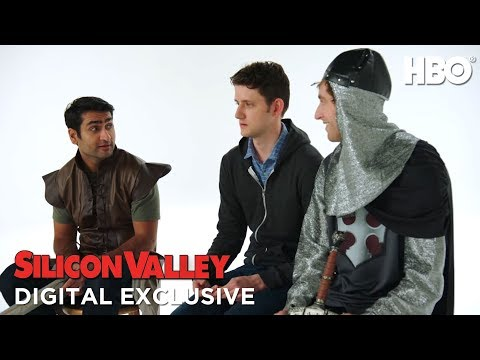 Silicon Valley: Chattin' Thrones – Sansa (HBO)