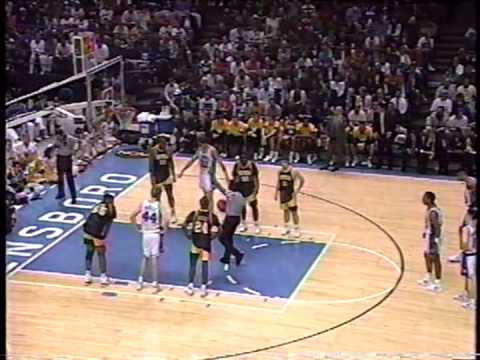 03/21/1992 NCAA East Regional 2nd Round:  #9 Iowa Hawkeyes vs.  #1 Duke Blue Devils