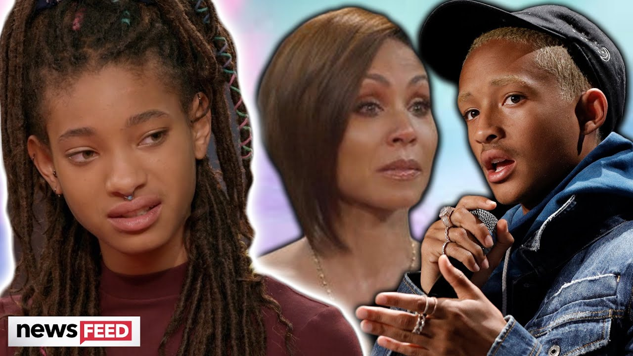 Willow Smith Was Treated DIFFERENTLY Than Jaden By Her Mom!