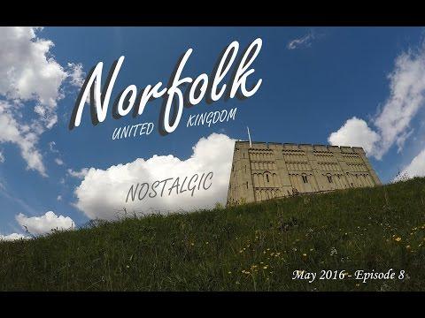 Norfolk, UK - Nostalgic // JBAXTER TRAVEL