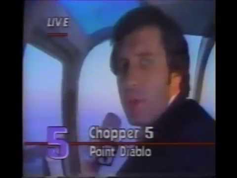 KPIX 5 San Francisco CA  1990s  Live TV