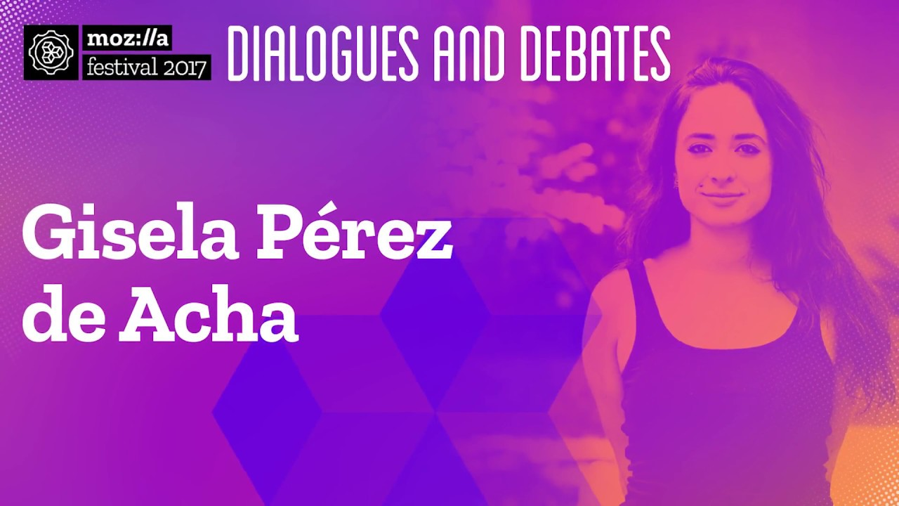 How to Hack an Earthquake | Gisela Pérez de Acha at MozFest