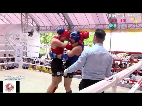 26 07  Анатолий Суханов –Милос Цветиканин (Сербия) четвертьфинал