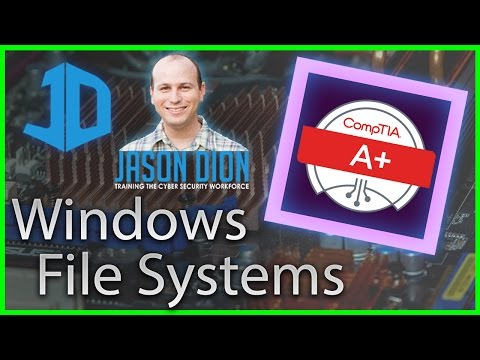 39 - Windows File System Structures
