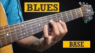 Como Fazer uma Base de Blues legal e fácil - AULA #26 | Curso de violão Grátis com Christian Coelho