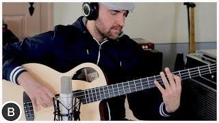 furch b62 sw 4 string acoustic bass   basstheworld com