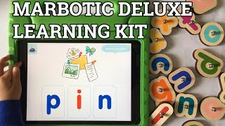 Baixar Learn to read with Marbotic Deluxe Learning Kit | Learn alphabet letter sounds
