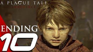 A Plague Tale Innocence - Gameplay Walkthrough Part 10 - Ending & Final Boss (Full Game)