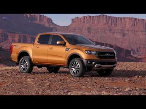 Ford Ranger 2019 Interior and Exterior