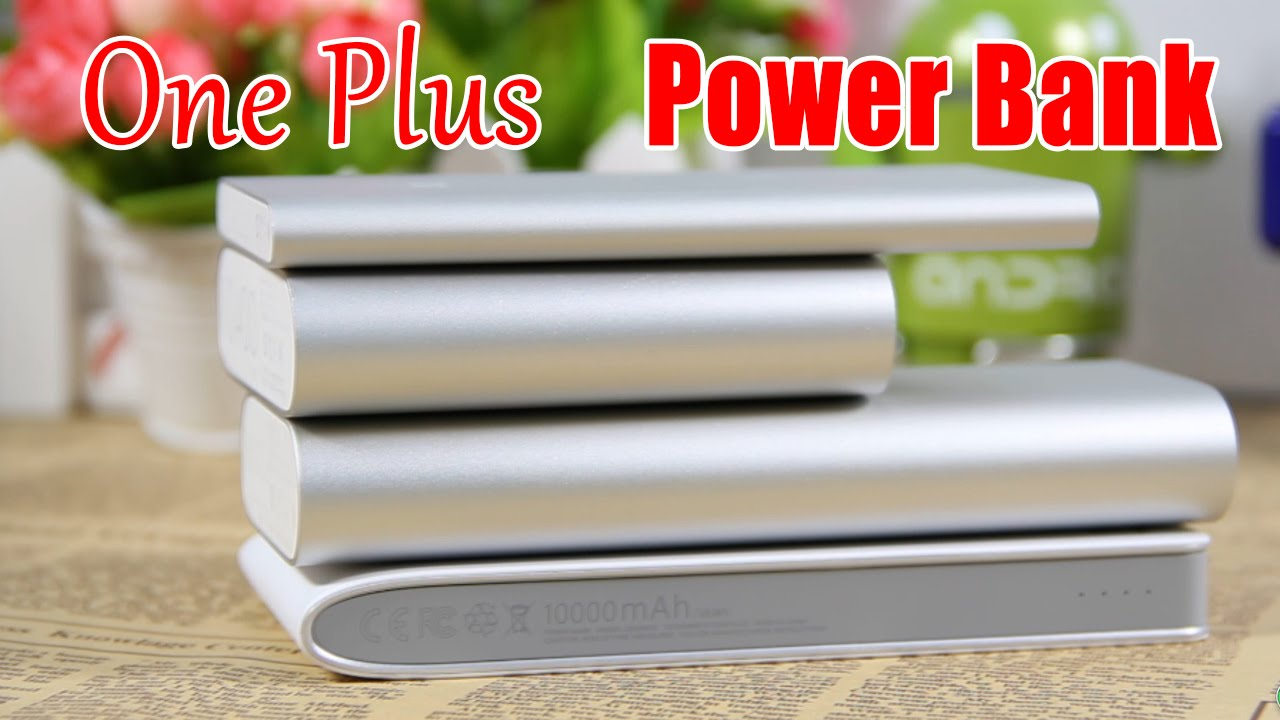 One Plus Vs Xiaomi Power Bank 10000mah 16000mah 10400mah 5000mah Powerbank Slim 5000 Mah Ori Youtube