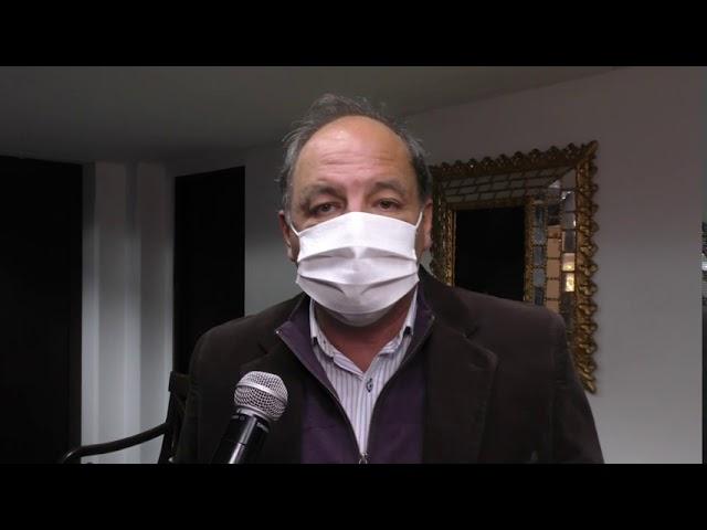 Ricardo Villada. Analizan medidas para disminuir la cantidad de casos