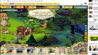 CastleVille Gameplay - 1/2 - Ace Charming - Social Gaming