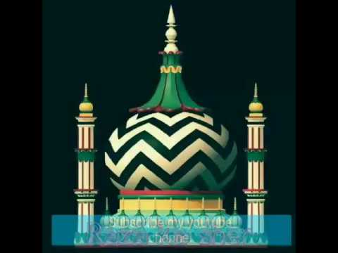 Aankhen ro ro ke Shujane wale by Sayyad abdul wasi barkati Sahab
