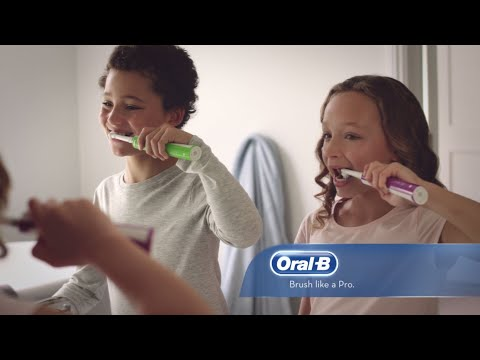 Oral-B Pro 2 2500N CrossAction Electric Toothbrush Rechargeableиз YouTube · Длительность: 2 мин17 с