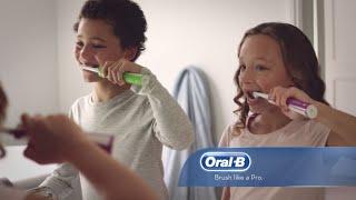 Орал-бі електрична зубна щітка для дітей Джуніор