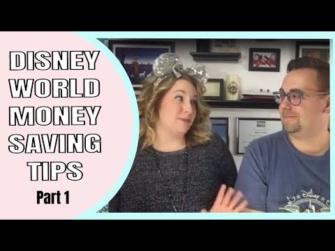 Top 10 Money Saving Hacks And Tips At Walt Disney World