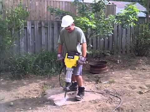 makita demolition hammer instructions