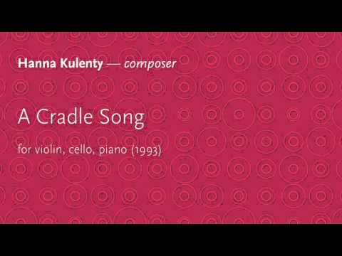 Hanna Kulenty – A Cradle Song