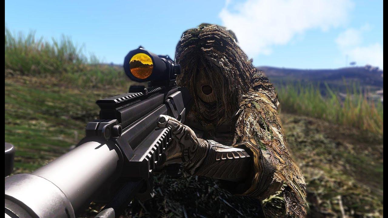 ArmA 3 Sniper Showcase CO-OP 1080p (Alpha v0.60) - YouTube
