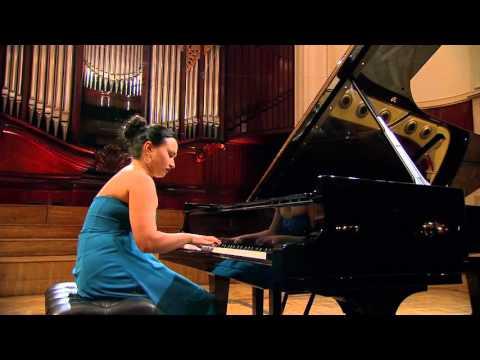 Dinara Klinton – Etude in C major Op. 10 No. 1 (first stage)