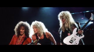Whitesnake Live 1987 - Crying in the rain & Still of the night