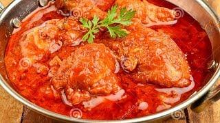 How to Make Restaurant Style Chicken Tikka Gravy