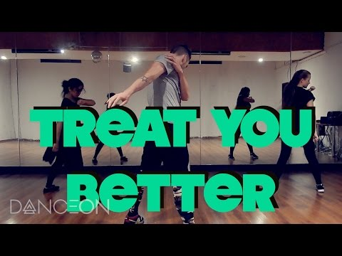 """TREAT YOU BETTER"" - Shawn Mendes (Dance Cover Alex Aiono) 