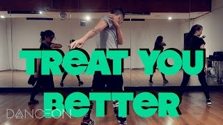 """""""TREAT YOU BETTER"""" - Shawn Mendes (Dance Cover Alex Aiono) 