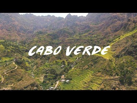 The Beauty of Cape Verde // DJI & GoPro // Santo Antão & São Vicente