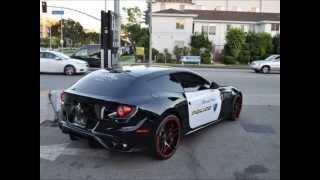 Копия видео Полицейские автомобили в США