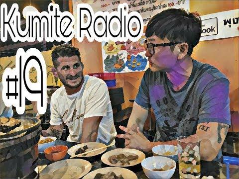 Kumite Radio - Episode  #19: John Hyon Ko & George Hickman