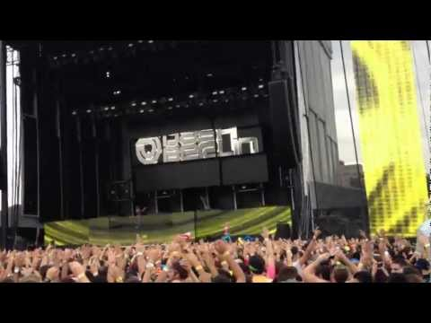 Dash Berlin Electric Zoo 2012 Day 3