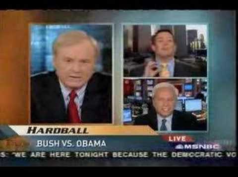 Chris Matthews & Kevin James: Hardball Meets Hudsucker Proxy