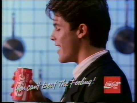 Coca-Cola - Early 90s TV Commercial - YouTube