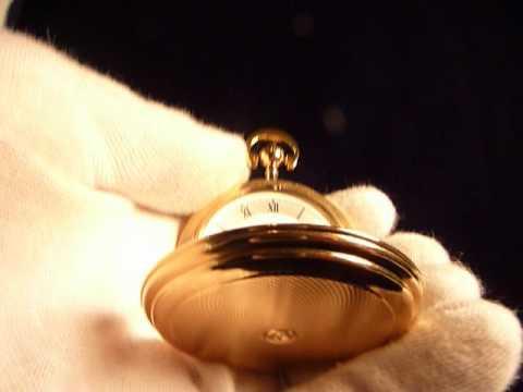 Reuge musical pocket watch