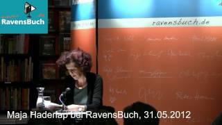 Maja Haderlap - Lesung: »Engel des Vergessens«