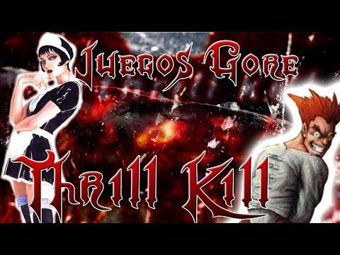 Thrill Kill (Play Station): El juego de peleas gore que levanto polemica