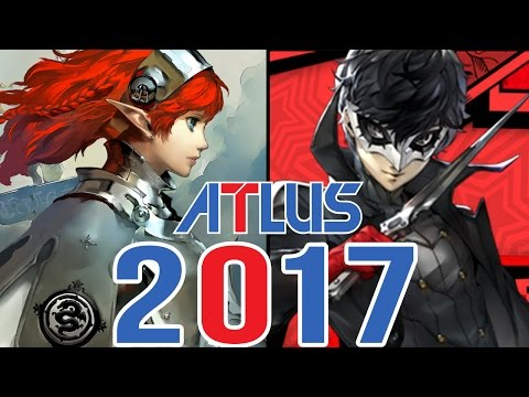 Project Re Fantasy - Atlus Games in 2017