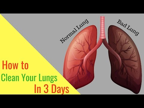How to Clean Your Lungs in 3 Days